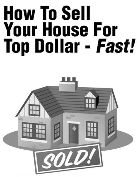 selling-your-home-for-top-dollar